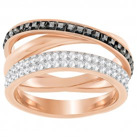 Swarovski Hero Ring Rose Gold 55 ~ 5350665