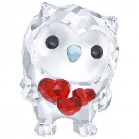 Swarovski Hoot - I'm In Love Crystal Figurine ~ 5270271
