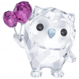 Swarovski Hoot - Let's Celebrate Crystal Figurine ~ 5270282