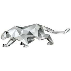 Swarovski Leopard by Arran Gregory Crystal Figurine ~ 5268161