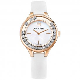 Swarovski Lovely Crystals Rose Mini Ladies Watch ~ 5242904