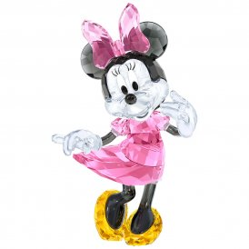 Swarovski Minnie Mouse Crystal Figurine ~ 5135891