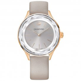 Swarovski Octea Nova Ladies Watch Taupe ~ 5295326