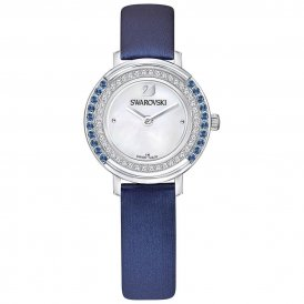 Swarovski Playful Mini Blue Ladies Watch ~ 5243722