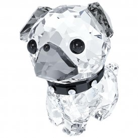 Swarovski Puppy - Roxy The Pug ~ 5063333