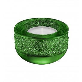 Swarovski Shimmer Tea Light Holder Green ~ 5108880
