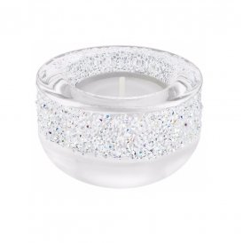 Swarovski Shimmer White Tea Light