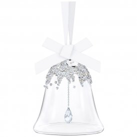 Swarovski Small Christmas Bell Ornament