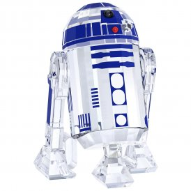 Swarovski Star Wars R2-D2 Crystal Figurine ~ 5301533