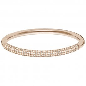 Swarovski Stone Mini Bangle Rose Gold Medium ~ 5032850