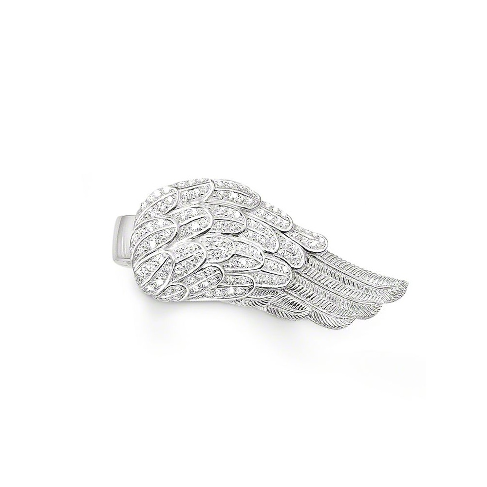 Thomas sabo glam soul angel wing ring 56 jewellery from sarah thomas sabo glam amp soul angel wing mozeypictures