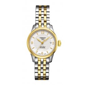 Tissot Le Locle Automatic Gold & Steel Ladies Watch ~ T41218334
