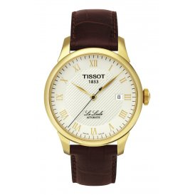 Tissot Le Locle Gold Automatic Gents Watch ~ T41541373