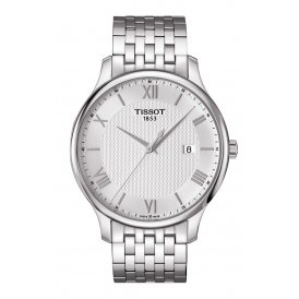 Tissot Tradition Steel Gents Watch ~ T0636101103800