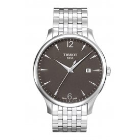 Tissot Tradition Steel Gents Watch ~ T0636101106700