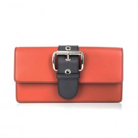 Vivienne Westwood Alex Clutch Bag - Orange ~ 131223-ORN