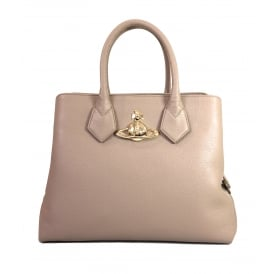 Vivienne Westwood Balmoral Shopper - Taupe ~ 42050002