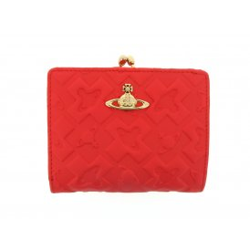 Vivienne Westwood Harrow Coin Purse - Red ~ 321392-RED