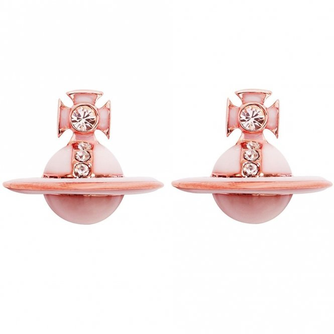 Vivienne Westwood Iona Earrings - Rose Gold ~ BE1106/4