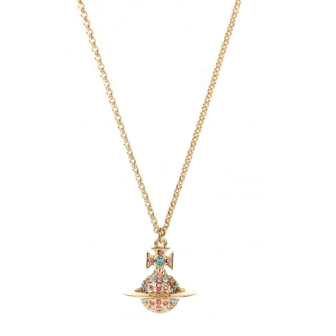 Vivienne Westwood Jack Small Orb Pendant - Gold ~ 752246B/2