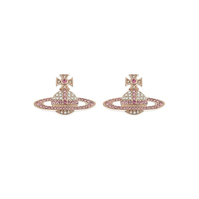 Vivienne Westwood Kika Earrings - Rose Gold ~ BE1032/1