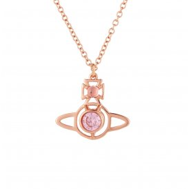 Vivienne Westwood Nora Rose Gold Pendant ~ 752030B/2