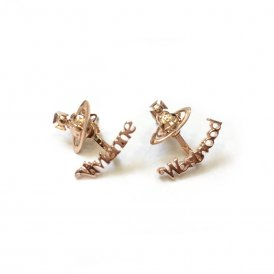 Vivienne Westwood Toni Earrings Rose Gold ~ BE1029/2