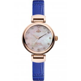 Vivienne Westwood Hampton Ladies Watch VV128RSBL