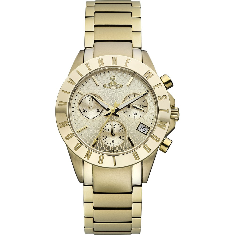 Vivienne Westwood Westminster Ladies Gold Watch